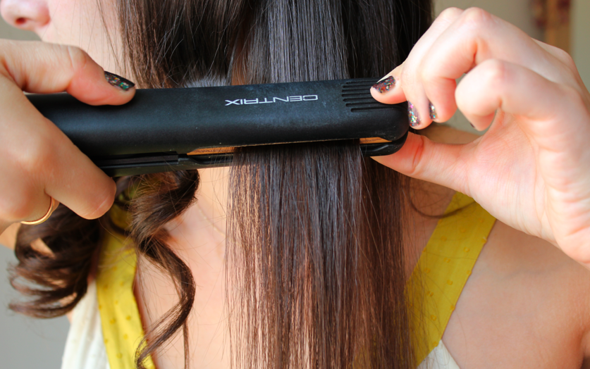 Guide To Use Flat Iron To Straightening Hair Flatironpro Com